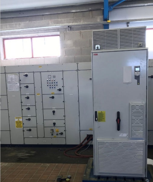 250kw hire drive from EDC