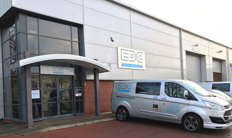 EDC's new variable speed office  in the north east