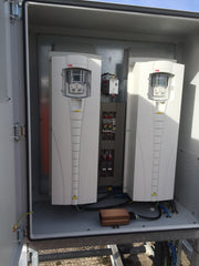 ABB inverters installed at Patterson's quarry