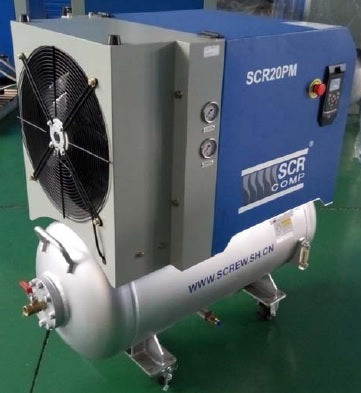 new permanent magnetic air compressor
