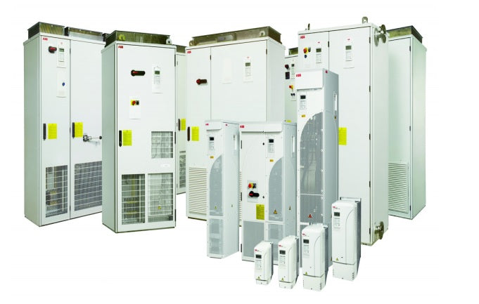 refurbished ABB drives