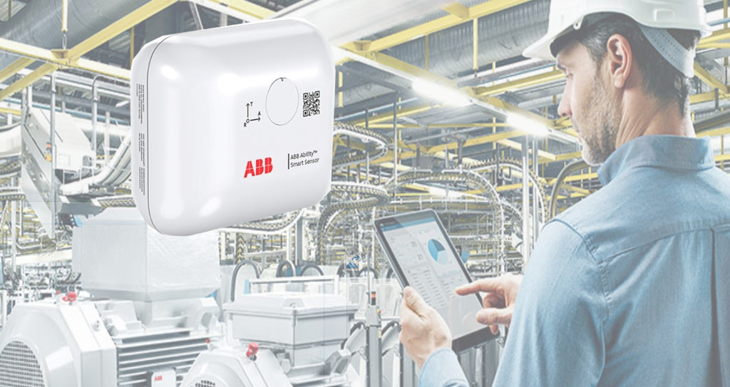 ABb smart monitors for powertrans. Remote smart monitoring in hazardous conditions