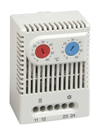 Texa dual thermostats