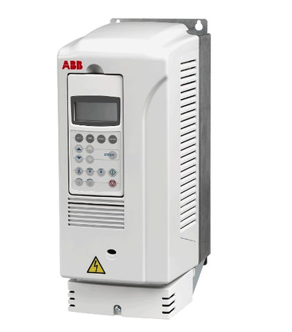 ACS800-01-0006-3+E200 4KW IP21 REFURBISHED ABB INVERTER