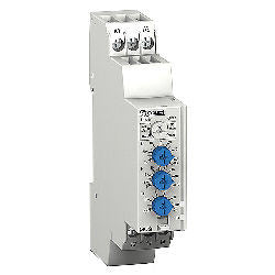 MUS80ACDC Voltage Control relay 84872141