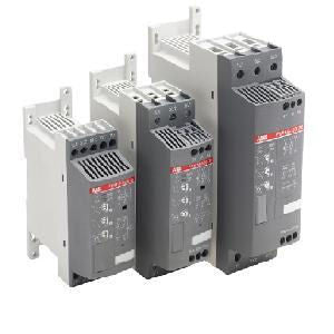 3kw Smart Start Softstarter from ABB. Code: 1SFA896104R7000 (PSR6-600-70)