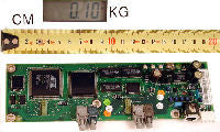 NAMC 11 control card for ACS600 drives