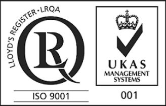 ISO 9001 registered