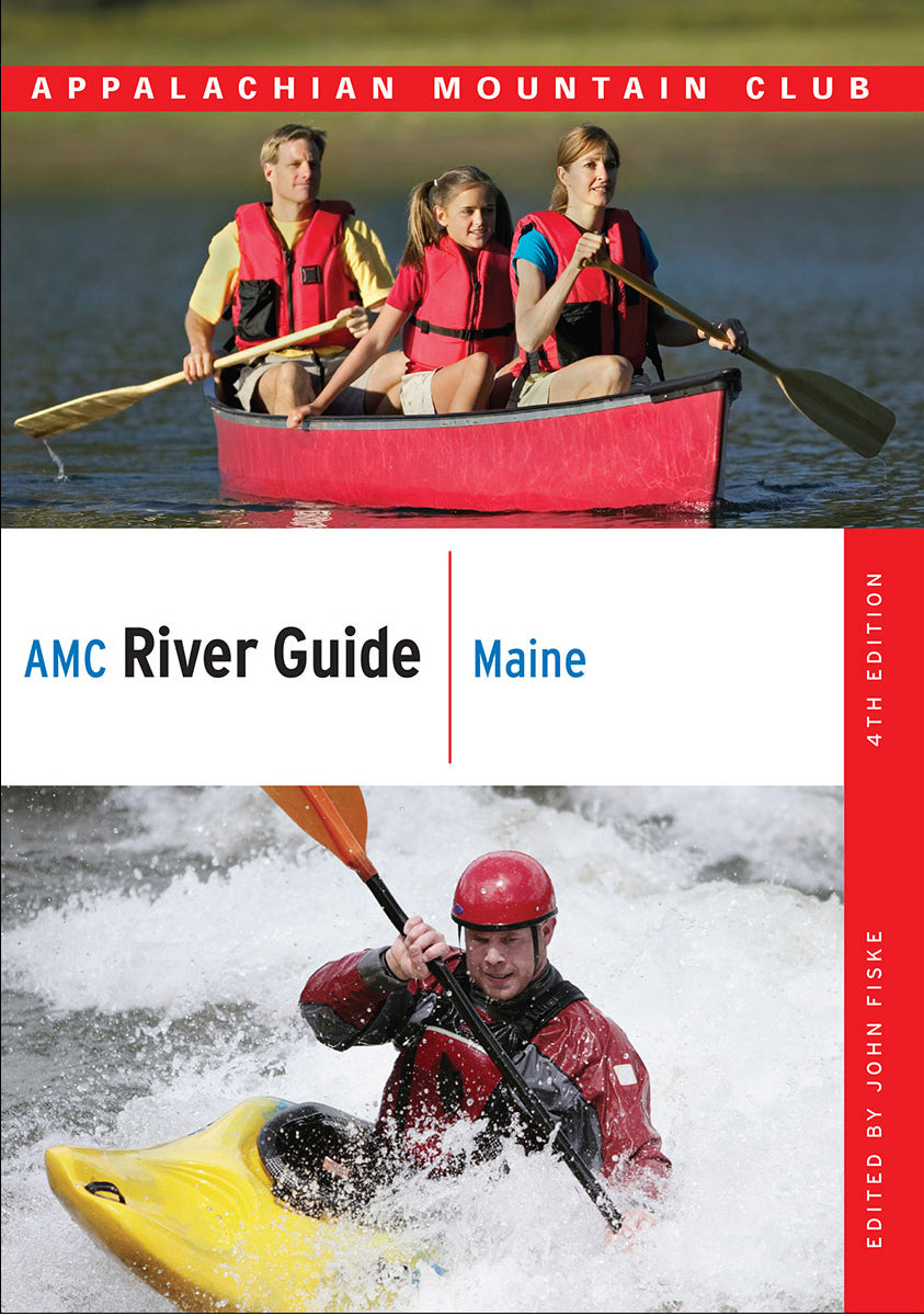 AMC River Guide Maine