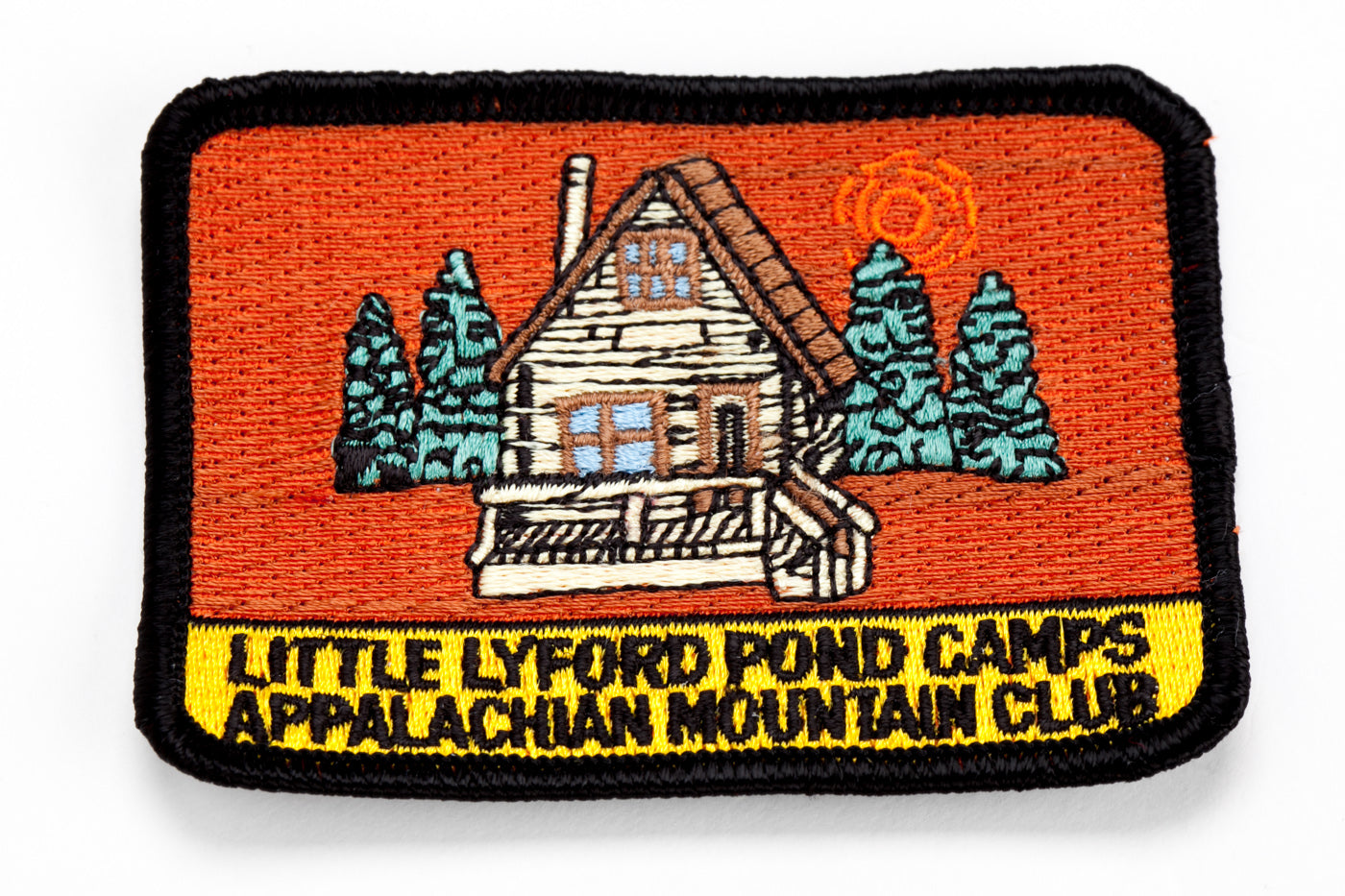 Little Lyford Pond Camps Patch