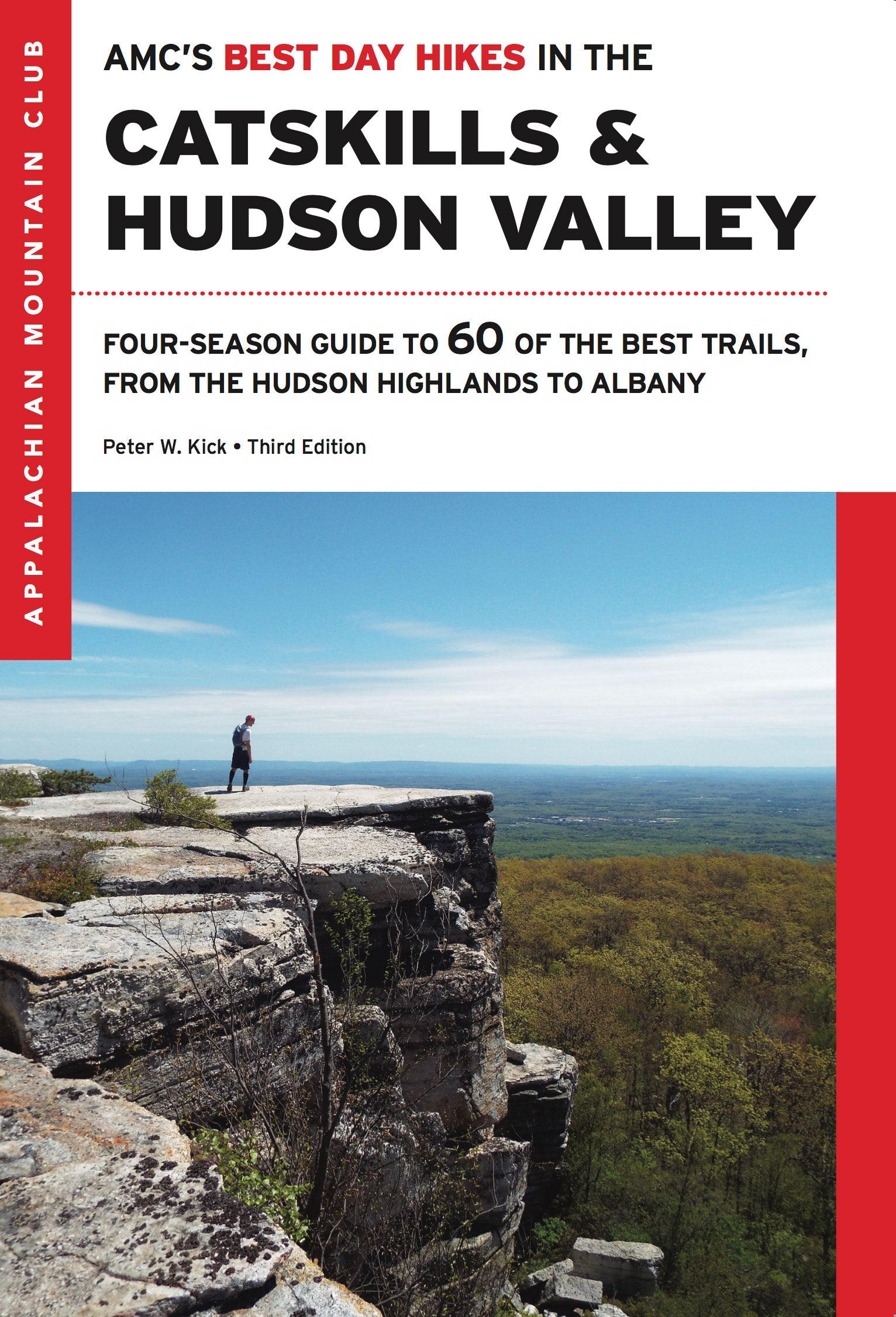 AMC's Best Day Hikes in the Catskills & Hudson Valley, 3rd Edition
