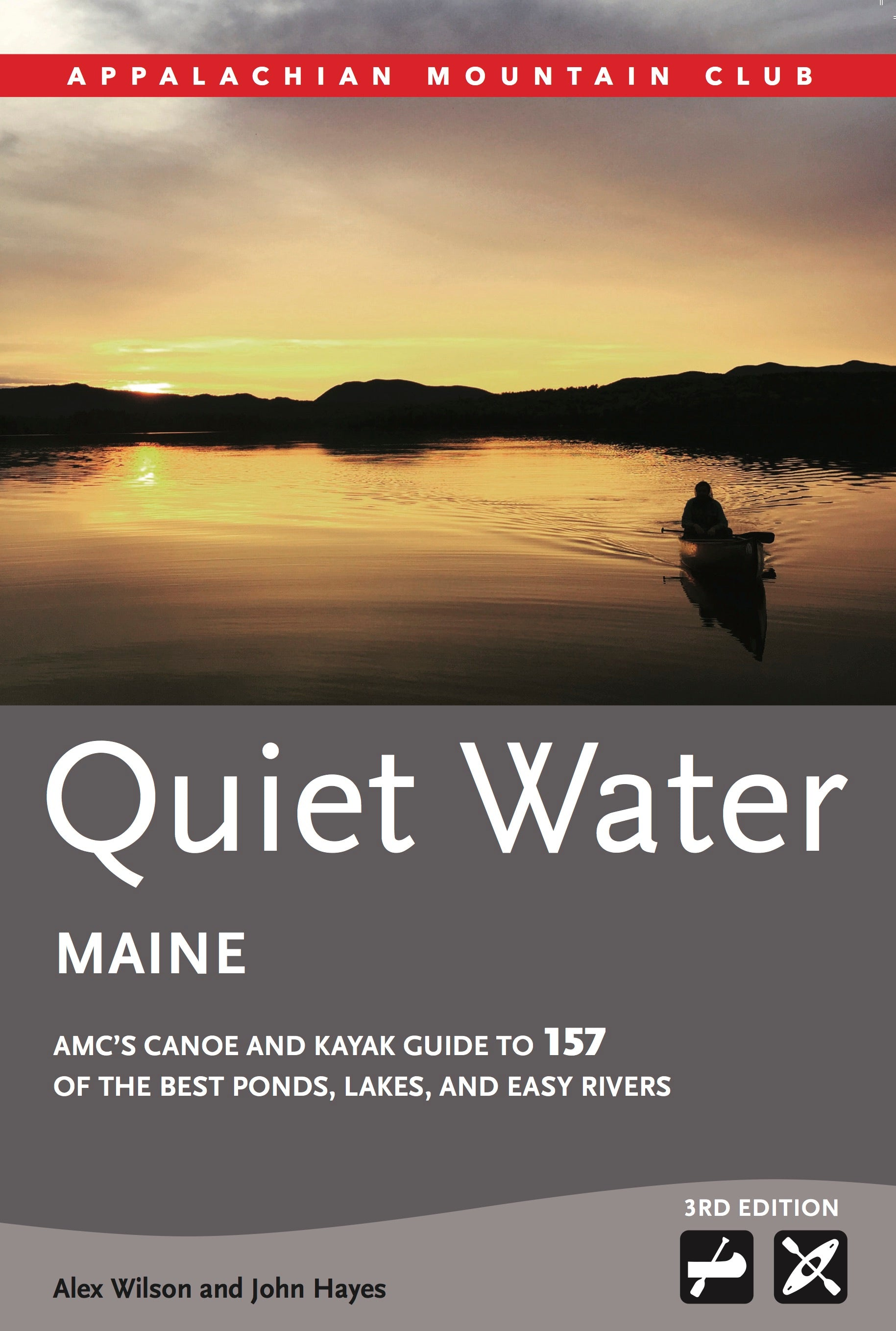 Quiet Water Maine, 3rd Edition