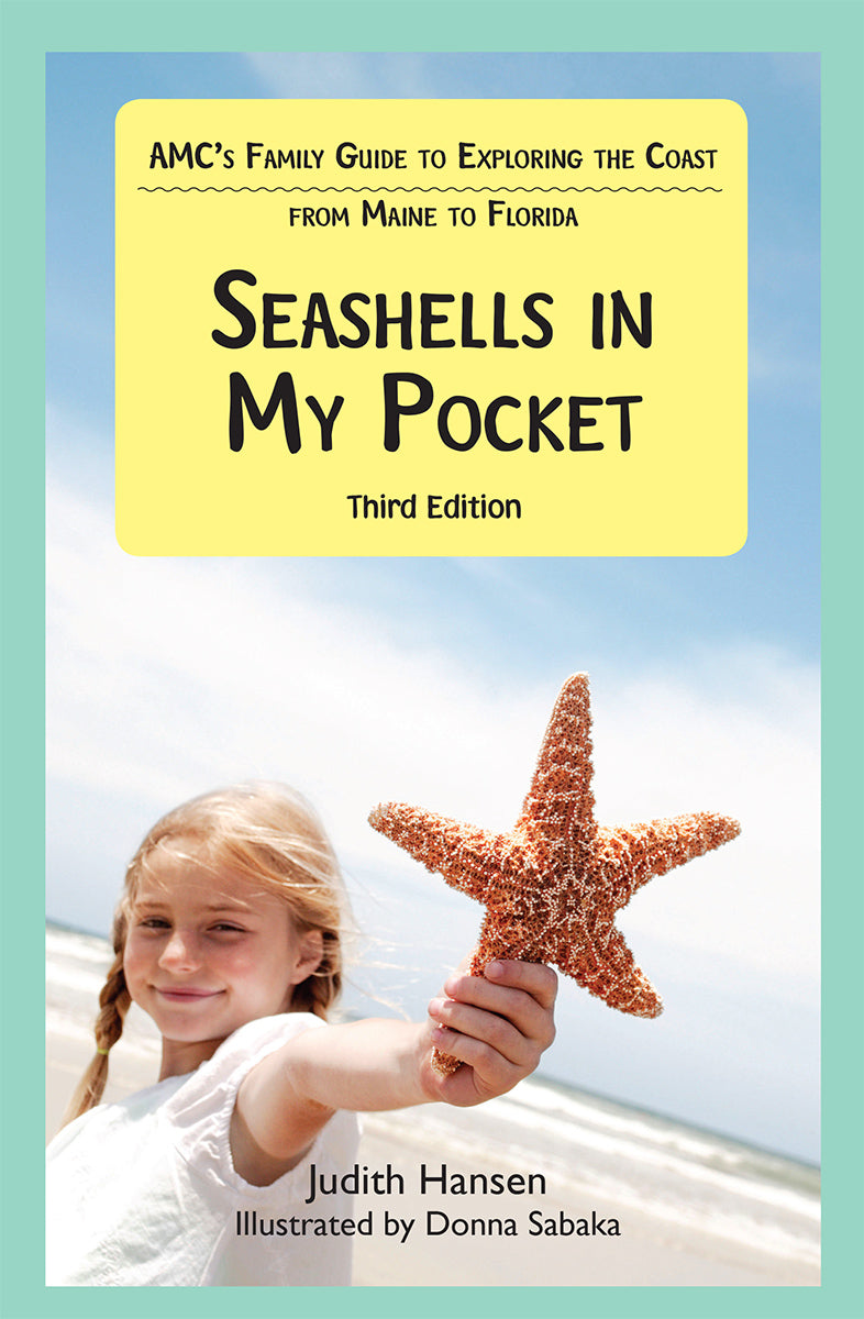Seashells in my pocket book cover