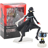 Action Figure-Persona 5 Figma Morgana,Joker Series