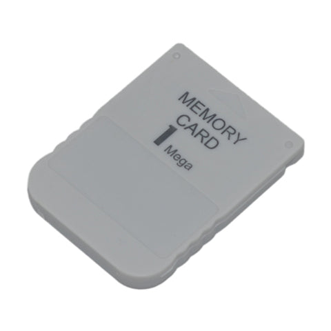 1MB Memory Card for Playstation 1