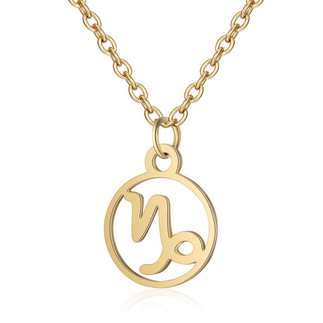 Zodiac Necklace Collection I