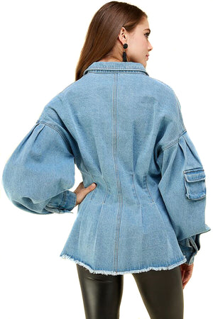 Show Off Denim Jacket