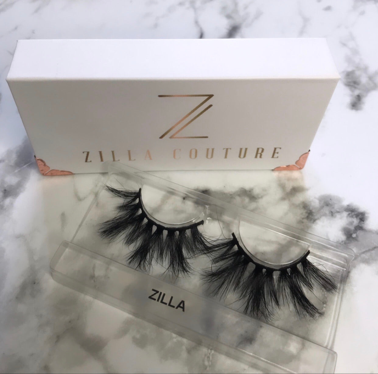 Zilla 5D Mink False Eyelashes