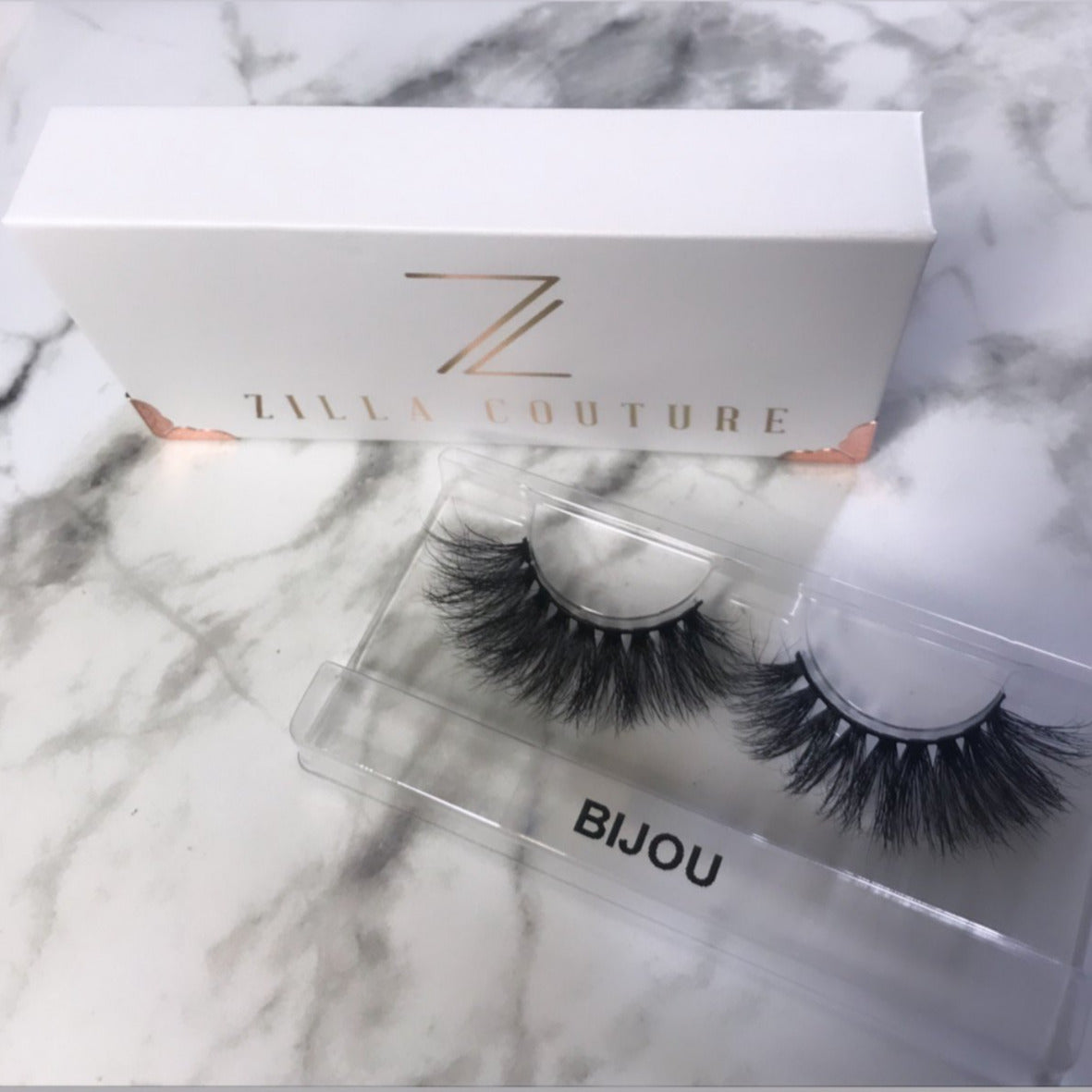 Bijou 4D Reusable Comfortable False Lashes