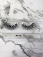 Arua Reusable False Eyelashes