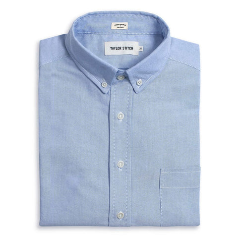 Taylor Stitch - The Jack in Blue Everyday Oxford
