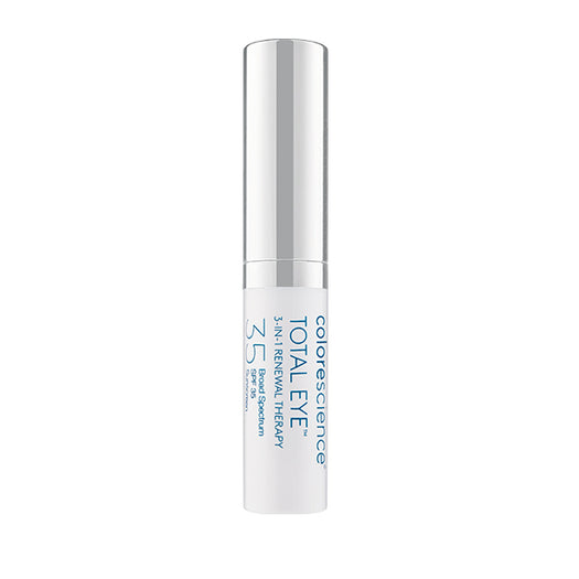 Total Eye® 3-In-1 Renewal Therapy SPF 35 cap on