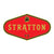 Stratton Logo Pin
