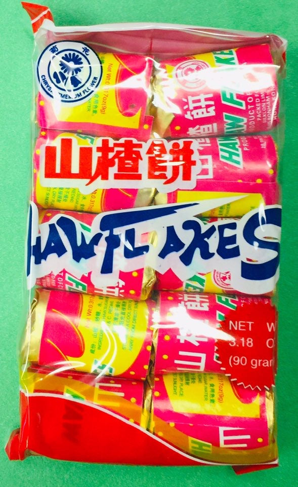 Haw Flakes - 3 oz pack