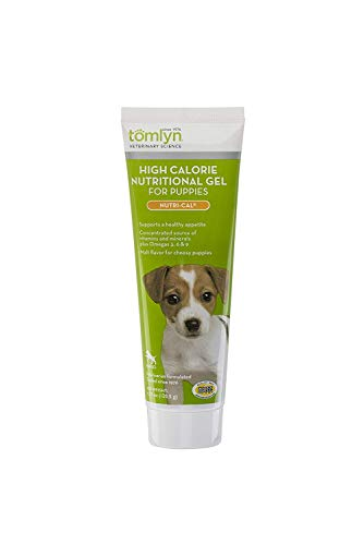 Tomlyn High Calorie Nutritional Gel | Nutri-Cal for Puppies