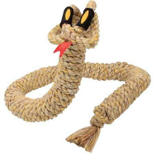 "MAMMOTH Snakebiter 42"" Large Rope Dog Chew Toy"