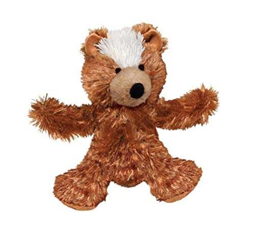 MPP Plush Replaceable Removable Squeaker NO Stuffing Dog Toys