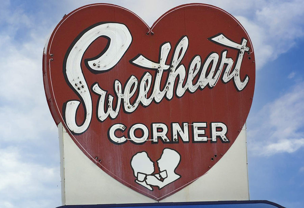 Coming Soon to Sweetheart Corner!