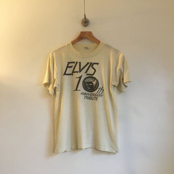 Elvis Presley the king vintage shirt