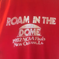 Roam in the dome 1982 ncaa basketball finals New Orleans