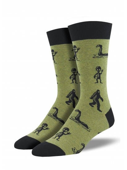 Mens I'm a Believer Socks // One Size Fits Most