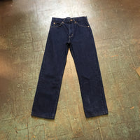 Vintage 70s LEE denim trousers // 31x34