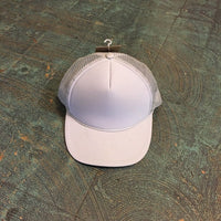 Vintage trucker cap hat // one size fits all