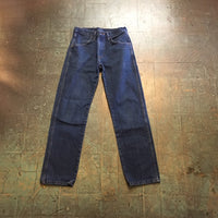 Vintage Rustler denim trousers // 30 x 30
