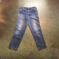 Vintage 70s denim trousers // size 32 jeans