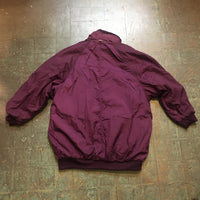 Vintage 90s reversible jacket by Current Seen // OSFM small medium large