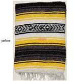 Large Mexican Blankets // various color combos available