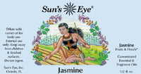 Suns Eye Jasmine Oil.  Floral and sweet, traditionally associated with spiritual love. Hey Tiger Louisville kentucky