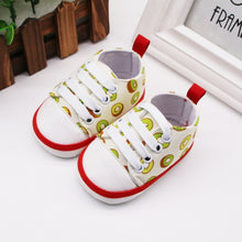 Load image into Gallery viewer, New Canvas Classic Sports Sneakers Newborn Baby Boys Girls First Walkers Shoes Infant Toddler Soft Sole Anti-slip Baby Shoes