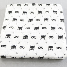 Load image into Gallery viewer, Muslin Blanket 100% Cotton Baby Swaddles 120*120cm Soft Newborn Blankets Bath Gauze Infant Kids Wrap Sleepsack Stroller Cover