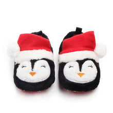 Load image into Gallery viewer, Baby Shoes Girls Boy First Walkers Newborn Slippers Baby Girl Crib Shoes Footwear Prewalker 0-18M
