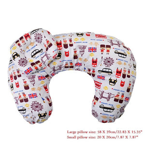 Breastfeeding Baby Pillows Multifunction Nursing Pillow Layer Washable Adjustable Model Cushion Infant Feeding Pillow Baby Care