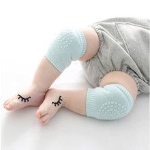 Load image into Gallery viewer, 1 Pair Newborn Baby Leg Warmers Anti Slip Baby Knee Guard Knees Protector Baby Crawling Knee Pads calentadores pierna