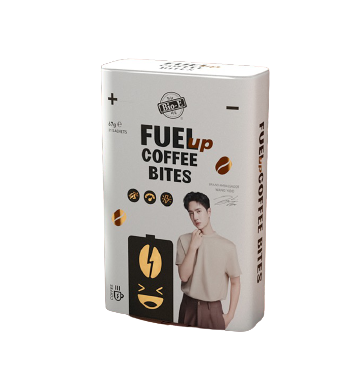 BIO-E Fuel Up Coffee Bites 21 Sachets