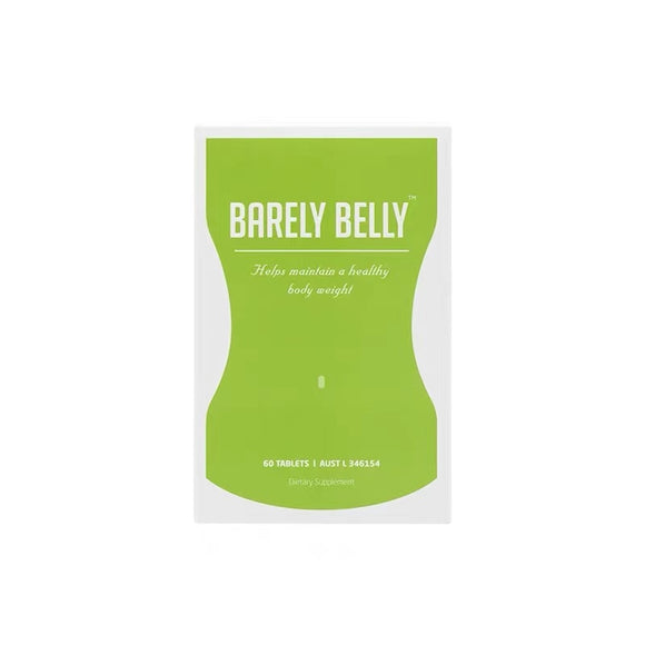Unichi Barely Belly 60 Tablets