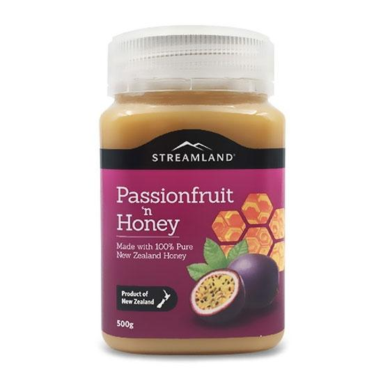 STREAMLAND Passionfruit N Honey 500g